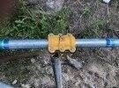 長壽公園水管修好了!
