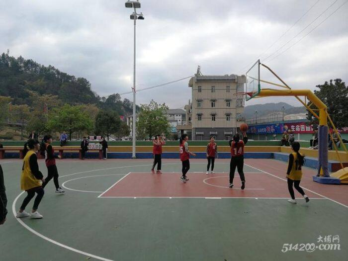 大埔春节期间体育活动丰富多彩