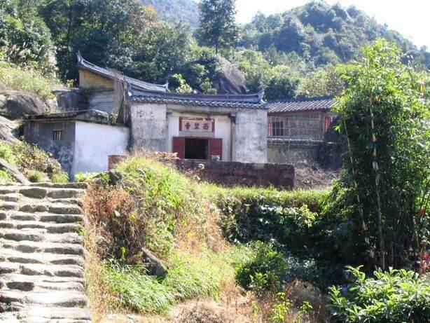 西竺寺外观