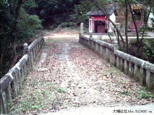 水口石拱桥