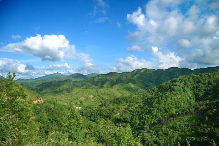 丰溪省级森林公园
