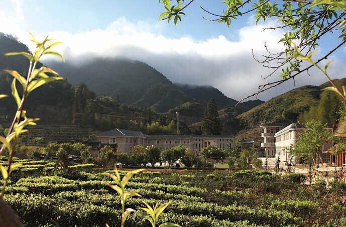 西岩茶乡度假村