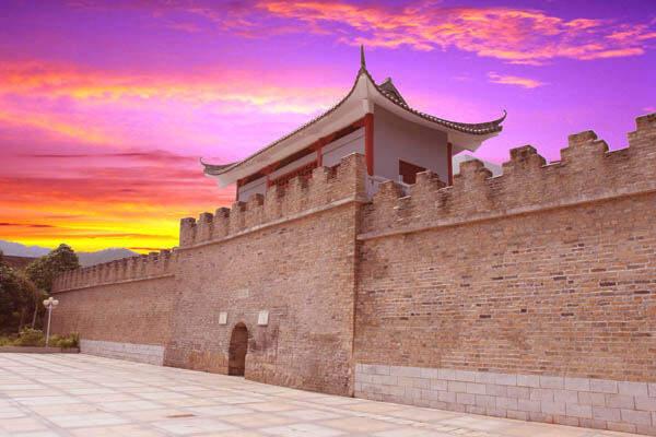 三河明代古城