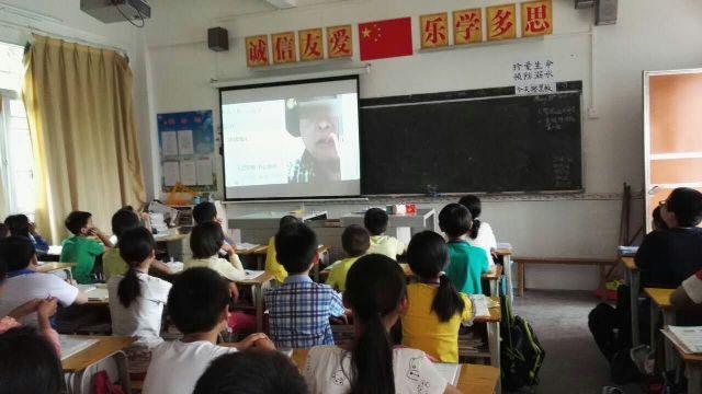 高陂中小开展禁毒宣传教育系列活动